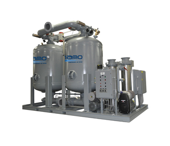 D5 Blower Purge Desiccant Dryers