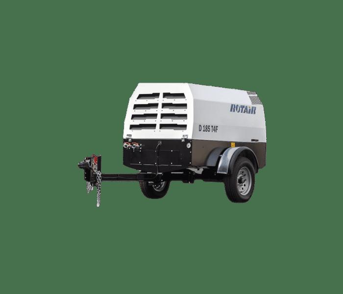 Portable Air Compressor D185T4F