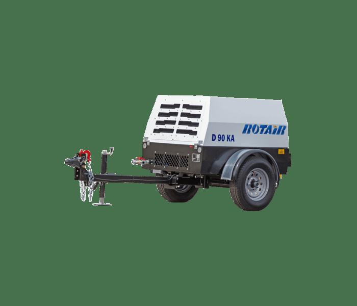 Portable Air Compressor D90KA