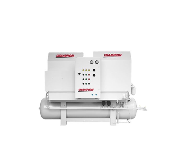 V and W Series Oil Less Reciprocating Compressor